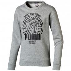 PUMA GRAPHIC CREW FL B