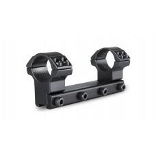 "HAWKE Match Ring mount 9-11mm 1"" High Jalka"