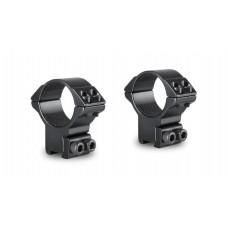HAWKE Match Ring mount 9-11mm 30mm High Rengas